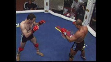 Марко Олькамп vs Сергей Завадский, M-1 MFC World Championship 1999
