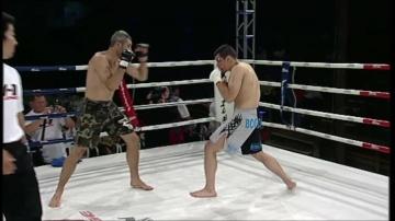 Богдан Кристеа vs Карлос Валери, M-1 Challenge 03