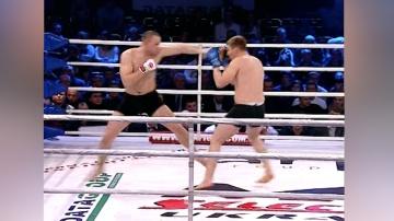 Александр Ромашенко vs Виталий Смирнов, M-1 Selection Ukraine 2010 - The Finals