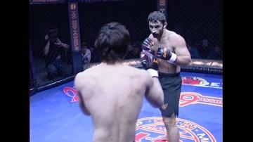 Амар Сулоев vs Юшин Оками, M-1 MFC - Russia vs. the World 6