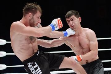 Важа Циптаури vs Селем Евлоев, M-1 Challenge 104