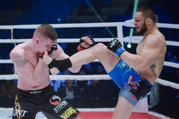 Жан Петрик vs Денис Тюлюлин, M-1 Challenge 101