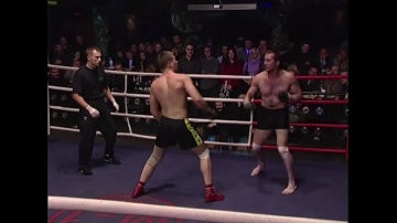 Николай Корнели vs Александр Гаркушенко, M-1 MFC - Exclusive Fight Night 3