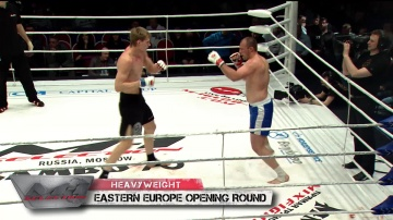 Александр Волков vs Виталий Яловенко, Selection 2010 Eastern Europe Round 2