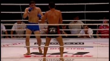 Рустам Хабилов vs Гасанали Гасаналиев, M-1 Selection 2009 6