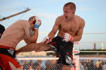 Kamil Maron vs Nikita Chistyakov, M-1 Challenge 50