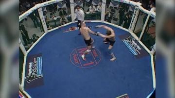 Патрик Де Витт vs Александр Гаркушенко, M-1 MFC European Championship 2002