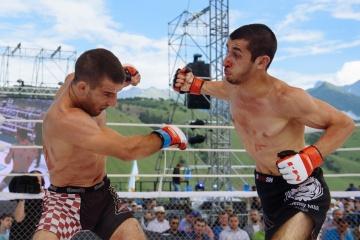 Musa Kazikhanov vs Antun Racic, M-1 Challenge 69