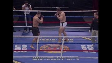 Роман Зенцов vs Ибрагим Магомедов, M-1 MFC - Russia vs. France