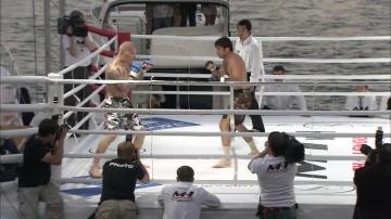 Нико Пухакка vs Михаил Малютин, M-1 Challenge 04