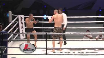 Штефан Струв vs Юджи Сакураги, M-1 Challenge 06