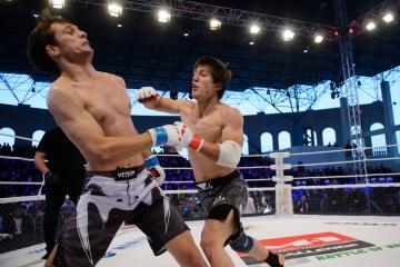 Марат Тохтамышев vs Абубакар Местоев, M-1 Challenge 52