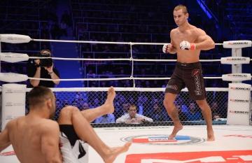 Иван Бухингер vs Сергей Голяев, M-1 Challenge 47
