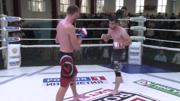 Владислав Чернобривцев vs Ибрагим Торшхоев, Road to M-1: Ingushetia 4