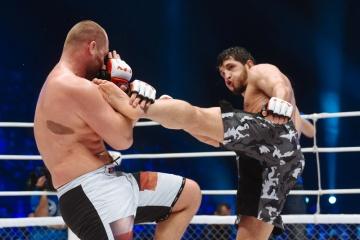 Мартин Завада vs Рашид Юсупов, M-1 Challenge 63