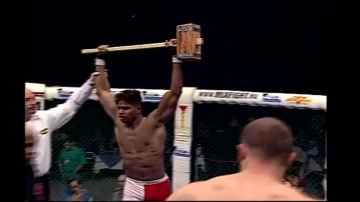 Sergey Kaznovsky vs Alistair Overeem, M-1 MFC: Russia vs the World 3
