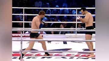 Роман Багин vs Сергей Гузев, M-1 Selection Ukraine 2010 - The Finals