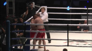 Брайан Харпер vs Му Джи На, M-1 Challenge 06