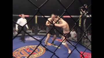 Сергей Казновский vs Славомир Молнар, M-1 MFC - Russia vs. the World 7