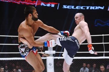 Тахир Абдуллаев vs Роман Богатов, M-1 Challenge 90