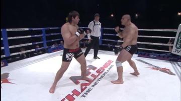 Кирилл Сидельников vs Мартин Солтизик, M-1 Challenge 01