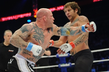 Jeff Monson vs Alexander Emelianenko, M-1 Challenge 35