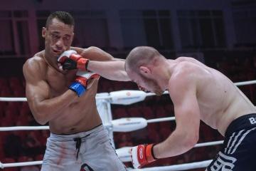 Рубенилтон Перейра vs Роман Богатов, M-1 Challenge 97&Tatfight 7