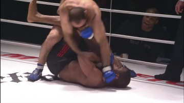 Ансар Чалангов vs Джейсон Джонс, M-1 Challenge 09