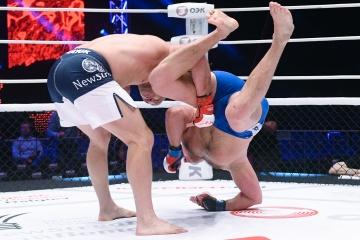 Виктор Трушов vs Максим Якобюк, M-1 Challenge 85