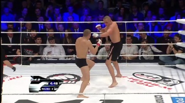 Вячеслав Василевский vs Томаш Наркун, M-1 Challenge 22