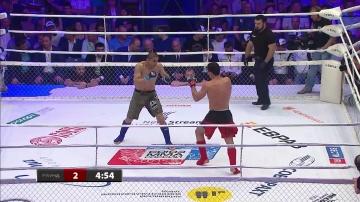 Алибег Расулов vs Гаджимурад Хирамагомедов, M-1 Challenge 66
