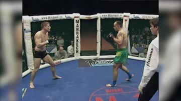 Харри Нива vs Арсен Джанбеков, M-1 MFC European Championship 2002