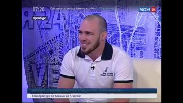 Чемпион M-1 Global Роман Богатов - Маёвка - Россия 24