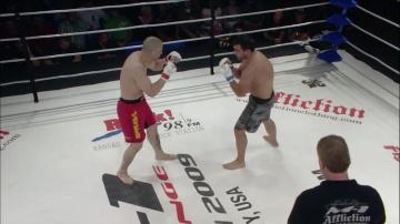 Натан Схоутерен vs Ахмед Байрак, M-1 Challenge 16
