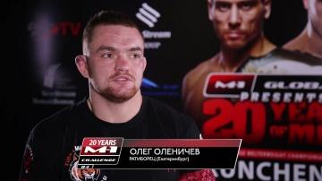 Олег Оленичев: Я сам дал повод судье остановить бой