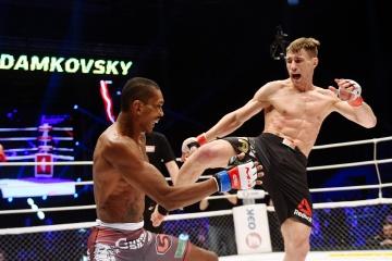 Эриван Перейра vs Артем Дамковский, M-1 Challenge 74