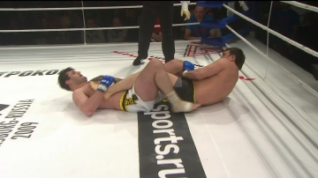 Тельман Шерифов vs Ризван Даниялов, M-1 Selection 2009 2