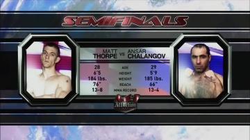 Ансар Чалангов vs Мэтт Торп, M-1 Challenge 19