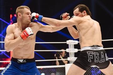 Пабло Ортманн vs Вячеслав Богомол, M-1 Challenge 74