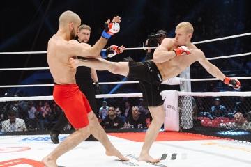 Николай Гончаров vs Максим Пугачев, M-1 Challenge 79
