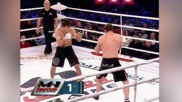Бесик Гобеджашвили vs Беслан Машуков, M-1 Selection Ukraine 2010 - The Finals