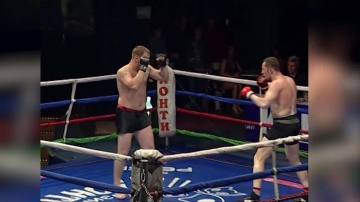 Рамаз Шамахия vs Александр Гаркушенко, Northwest Open MixFight Championship