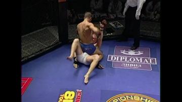 Алексей Веселовзоров vs Майкл Кнээп, M-1 MFC - Middleweight GP