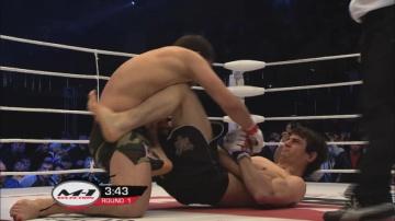 Magomed Yakubov vs Eldarhan Machukaev, M-1 Selection 2011: European Tournament