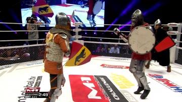 Дмитрий Коврижин vs Роман Зуев, M-1 Challenge 60, Medieval MMA