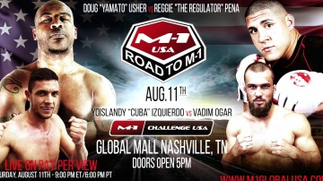 Road to M-1: USA, August 11, Nashville, Tennessee