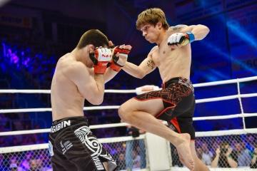 Михаил Коробков vs Тимур Нагибин, M-1 Challenge 66