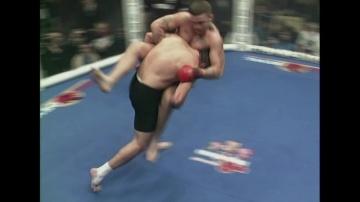 Карл Симпсон vs Ваган Боджукян, M-1 MFC - World Championship 2000