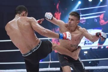 Тиаго Варежао Ласерда vs Максим Грабович, M-1 Challenge 97&Tatfight 7