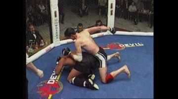 Даниэлюс Размуз vs Пит Ван Геммерен, M-1 MFC European Championship 1998